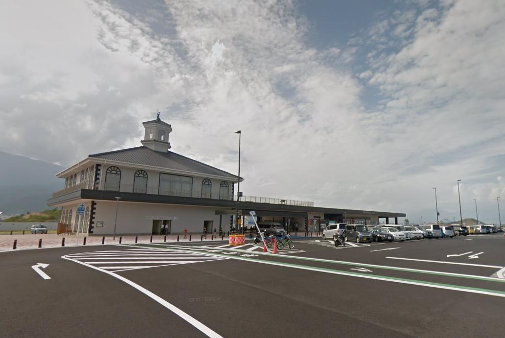 道の駅富士川