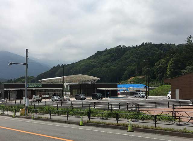 道の駅なんぶ