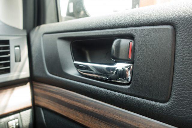 車中泊ではドアロックに注意